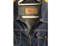Brand new Levi denim jacket XL (14)