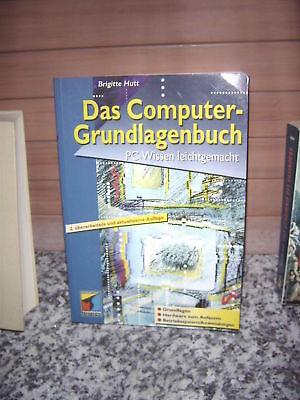 Das Computer-Grundlagenbuch, von Brigitte Hutt (Computer-grundlagen)