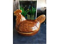 Price of Kensington ceramic chicken egg container
