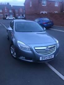 2013 Vauxhall Insignia CDTI SRI NAV (160 bhp)