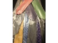 Men's ties 11 assorted colours and brands - new