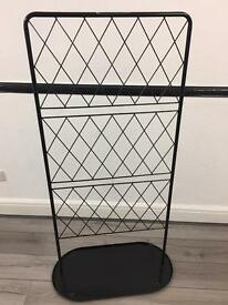 Metal Lattice display frame