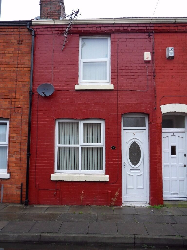NO DEPOSIT REQUIRED...well presented two bedroom Terraced property on Whitby Road L6, Tuebrook,