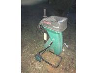 Bosch 2000hp axt garden shredder