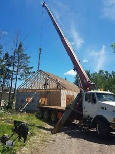 Roof Trusses | Great Deals on Home Renovation Materials in Ontario