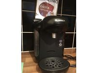 Tassimo machine with costa cappuccino pods