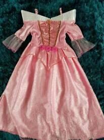 Age 5 to 6 years sleeping beauty dress
