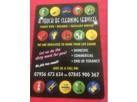 A Touch of Cleaning Services