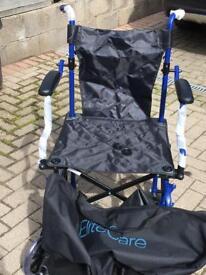 Wheelchair - folding