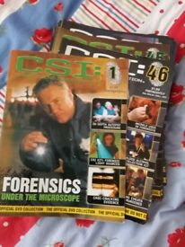 CSI Magazine Collection