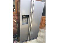 Samsung RSH1DTMH American Fridge Freezer
