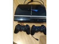 PlayStation 3 with 10 games an 40 games in 1 need gone hence bringin price down collection only
