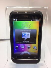 VERY SPECIAL OFFER = UNLOCKED HTC WILDFIRE S MOBILE PHONE + MAIN CHARGER + 3 MONTH WARRANTY