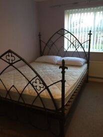LARGE DOUBLE ROOM WITH EN SUITE FOR RENT IN HOUSE IN DEREHAM