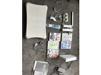 Wii Console with Balance Board. ( RELISTED ) (SOLD)