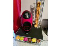 Nescafe Dolce Gusto Coffee Machine & Pod Holders