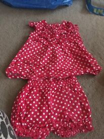 Lots of girls clothing 0-3 months