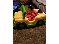 Jungle book car