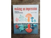 Craft book- making an impression