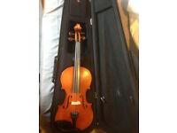 Karl Hofner Master Violin 327 4/4 RT *Mint Condition*