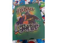 Lego Batman & Joker Canvas
