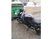 Yamaha r125 2012