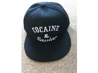 Cocaine and caviar cap snap back brand new