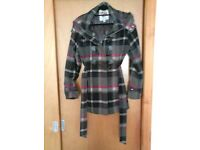 Ladies Henleys duffle coat size 14