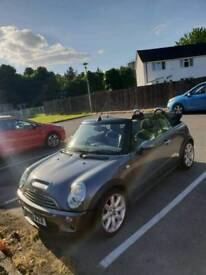 Mini cooper s convertible 1.6 supercharged