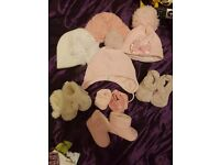 Baby girls clothes 0-3 months monre than 50 items