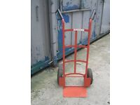 GOODS TROLLEY FOR BOXES SACKS ETC GOOD CONDITION