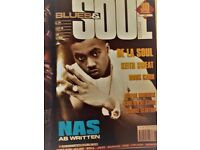 Blues & Soul Magazine Complete Collection Aug.1993 - May1997