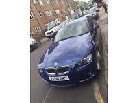 BMW 325D MSPORT 2008 DIESEL AUTO SALVAGE DAMAGED REPAIRABLE E92 320D 330D 335D