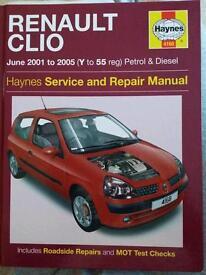 Haynes Renault Clio Manual