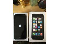 iPhone 5S 02 - Giffgaff very good condition