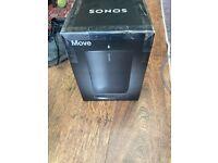 Sonos Move bluetooth wireless speaker NEW