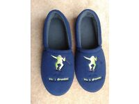 Unworn M&S slippers size 8. Gift for a grandad