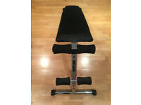 Kettler Sport Decline Sit Up Bench - very good condition- hardly used