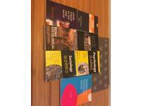 Sociology/psychology books
