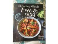 Slimming world free & easy recipe book