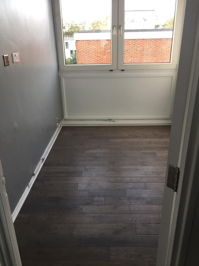SINGLE ROOM IN A BRAND NEW FLAT, free parking, cleaner, by the GYM
