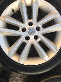 "Vectra SRI 17"" wheels"