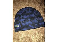 Lacoste live beanie