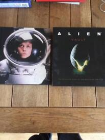 Alien vault making of the film limited edition