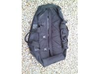 Holdall/Carryall /rucksack, ex army issue