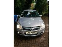 Vauxhall astra 1.8i automatic 2007. Spares or repair