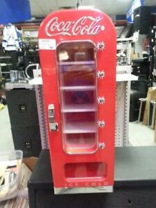 BB vending machine Coca-Cola Mini fridge. WE SELL COLLECTABLES (49951)