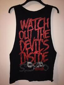 New Year's Day band t shirt tank top - official merchandise