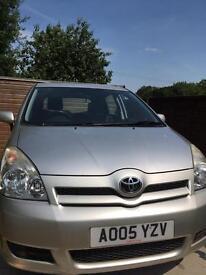 2005 Toyota Corolla Verso 7 Seater