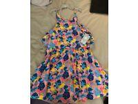 Disney stitch dress, Disney store 11-12